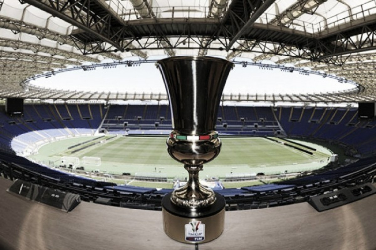 Com possível dérbi de Milão na semifinal, tabela da Copa da Itália é divulgada