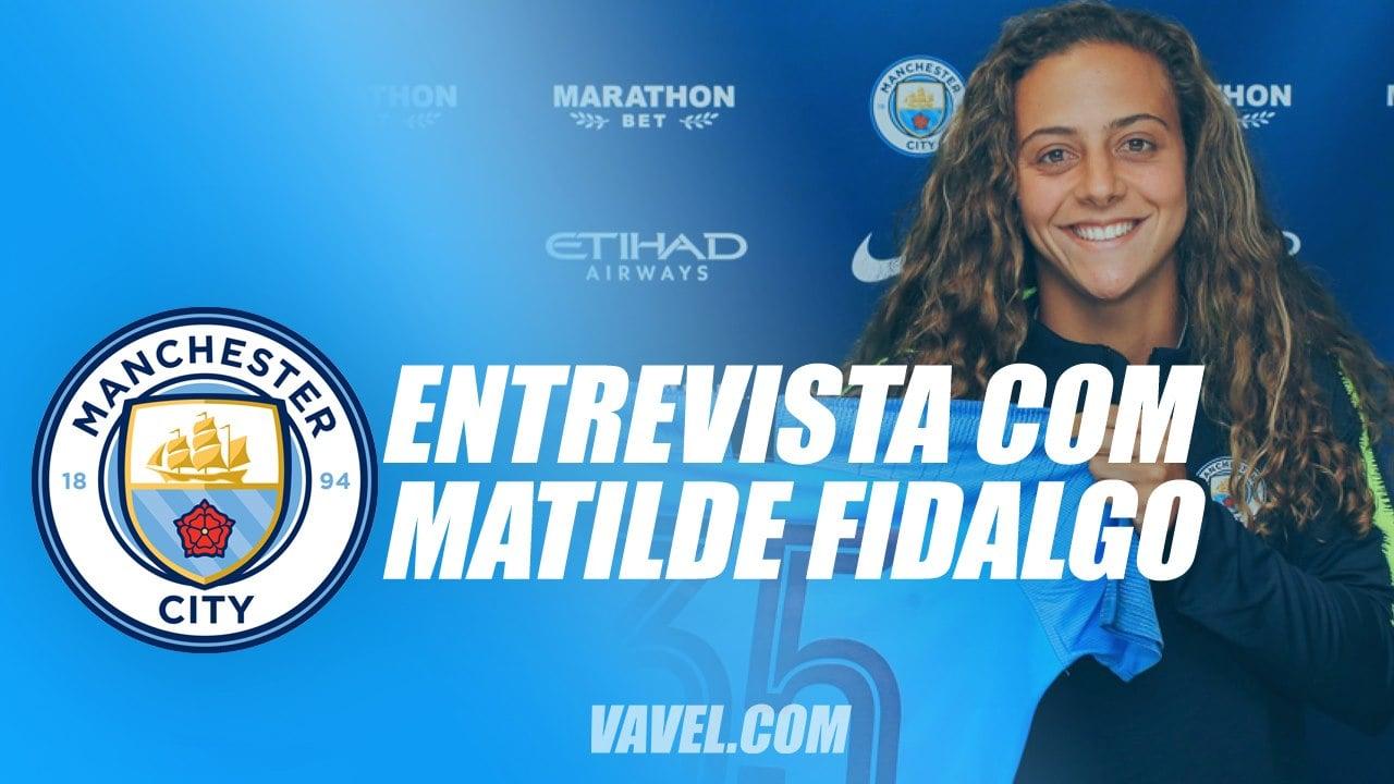 """EXCLUSIVO - Matilde Fidalgo: """"Comecei a sentir mais a necessidade de cada vez tentar competir mais, queria levar o futebol mais a sério."""""""