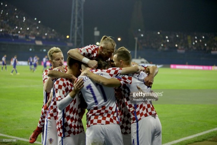 Croatia 4-1 Greece: Vatreni put one foot into World Cup with big win