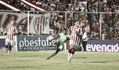 Unión no le encontró la vuelta y empató con Central Córdoba