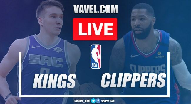 Full Highlights: Kings 112-103 Clippers in 2020 NBA Regular Season