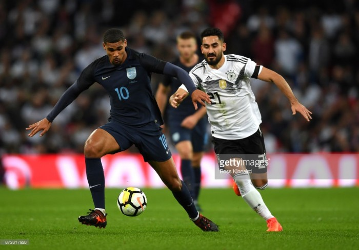England 0-0 Germany: Pickford and Loftus-Cheek impress as Three Lions hold World champions