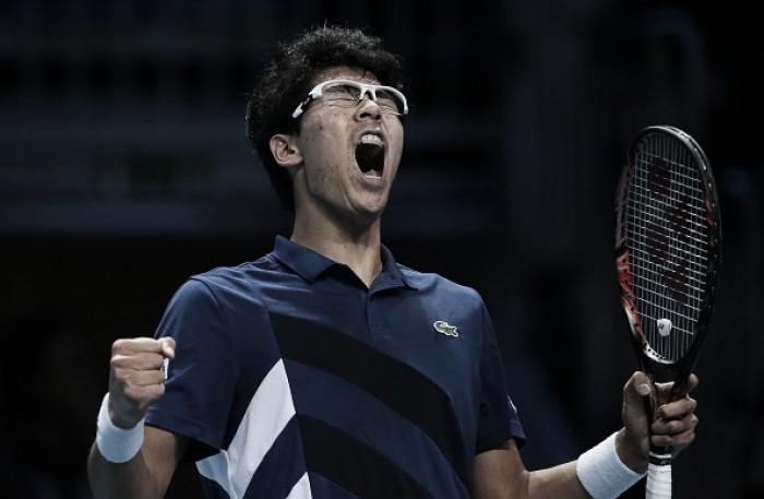 Surpresa do torneio, Chung vence Rublev e conquista primeira edição do Next Gen ATP Finals