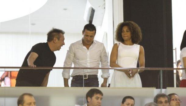 Salvo y Lim siguen su relación en Mestalla
