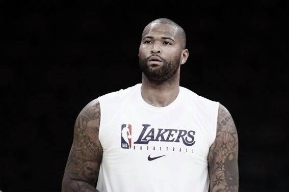 Cousins continues rehab in Los Angeles