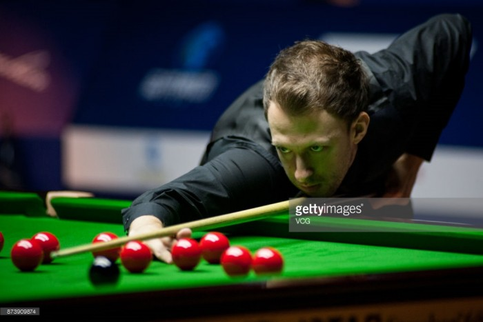 Snooker superstars storm through in Shanghai
