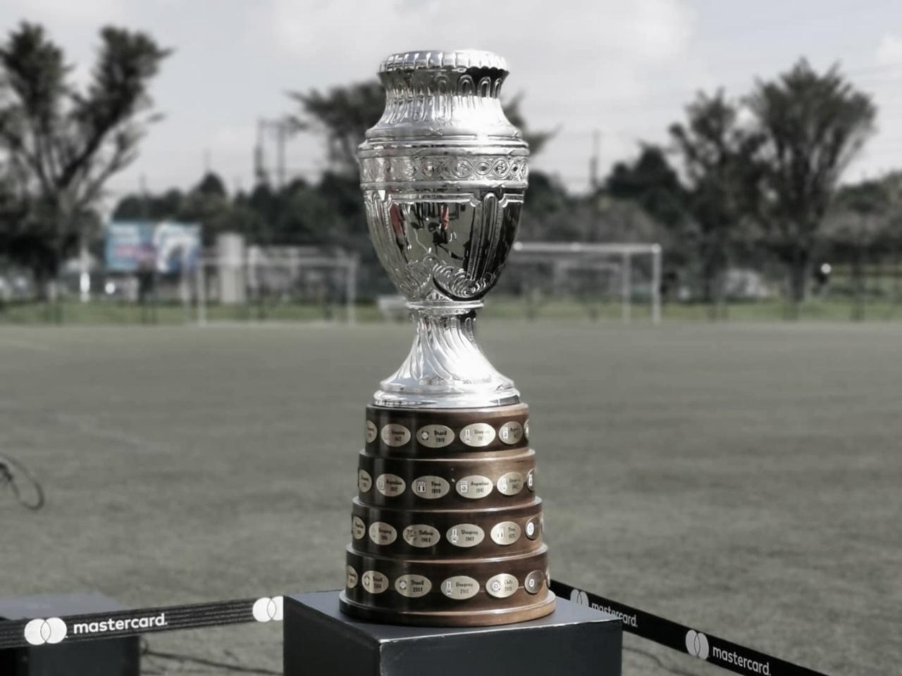 CONMEBOL Copa América Brasil 2021
