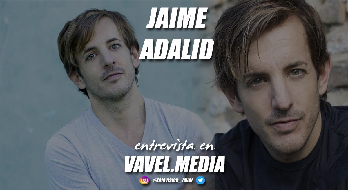 """Entrevista. Jaime Adalid: """"El teatro es la esencia del actor, es la parte más pura que tiene la interpretación"""""""