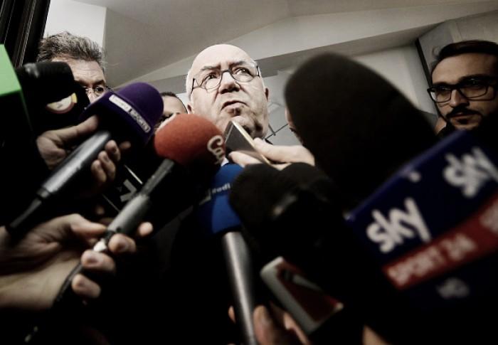 """Presidente da Federação Italiana pede demissão após vexame e admite: """"Eu falhei"""""""