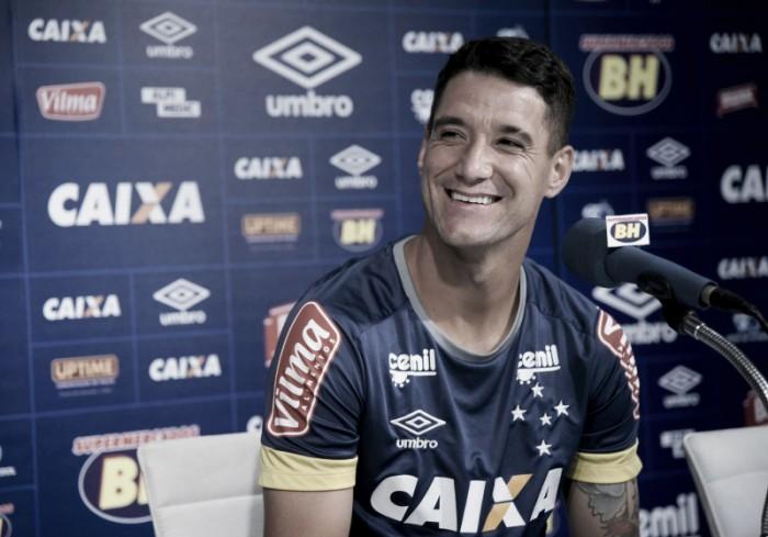 Thiago Neves espera levar bom momento do time para Copa do Brasil