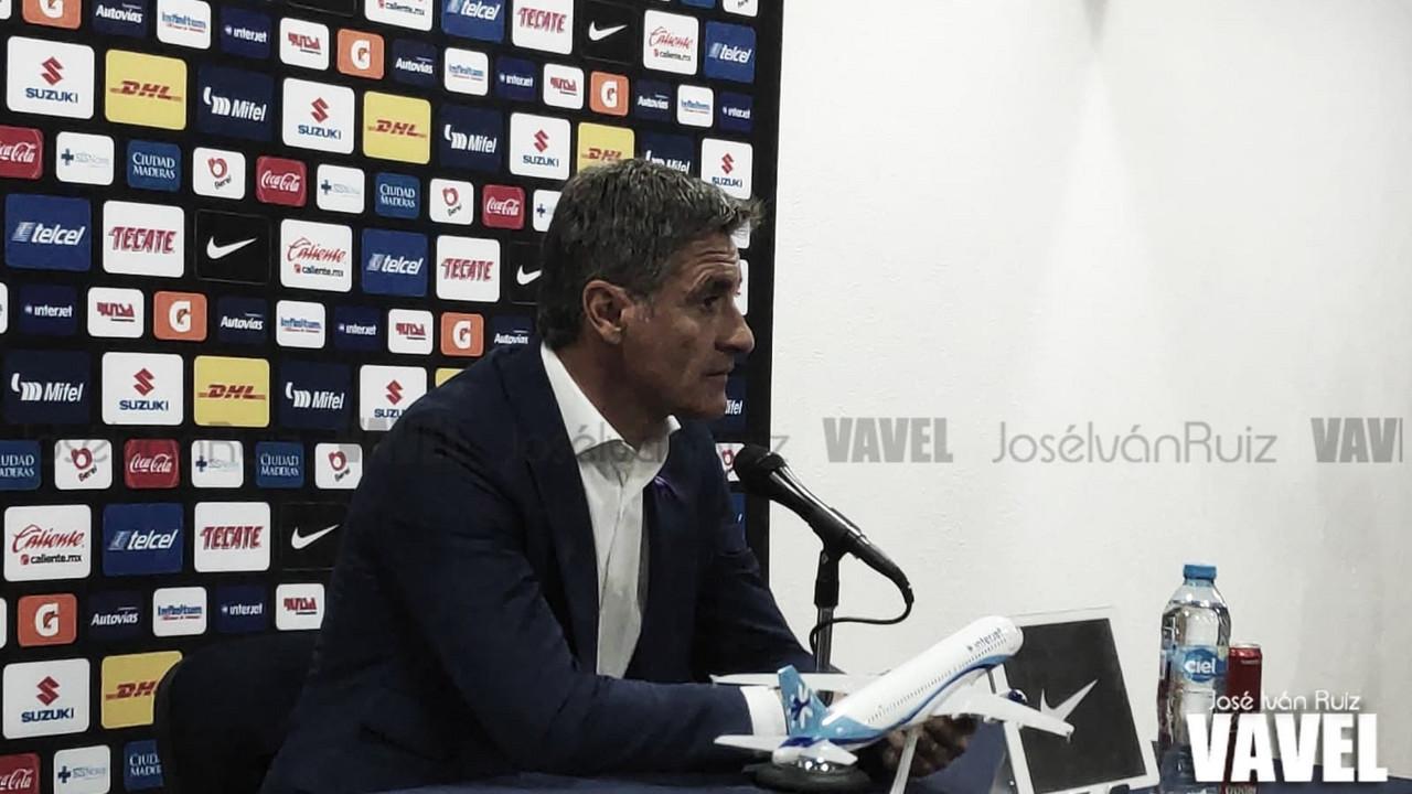"""Michel: """"El equipo ha merecido mucho más"""""""