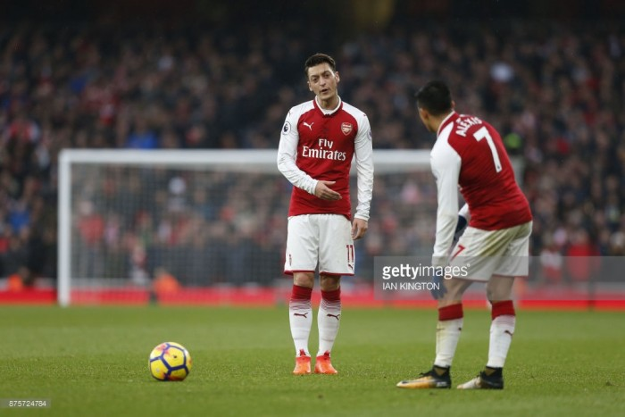 Sanchez and Ozil going nowhere, states Wenger ahead of Huddersfield Town clash