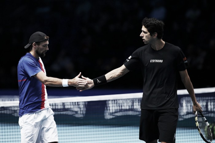 Melo e Kubot dominam Harrison/Venus e estão na decisão do ATP Finals