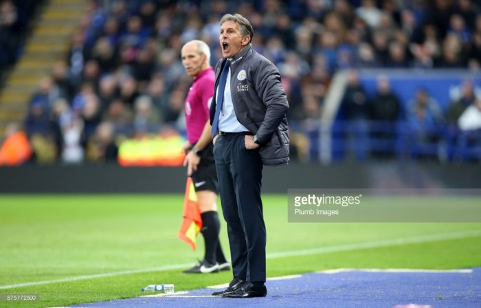 Puel frustrated with Foxes defeat