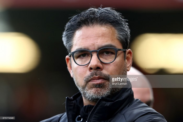 "David Wagner aims to ""step over our borderline"" against Manchester City"