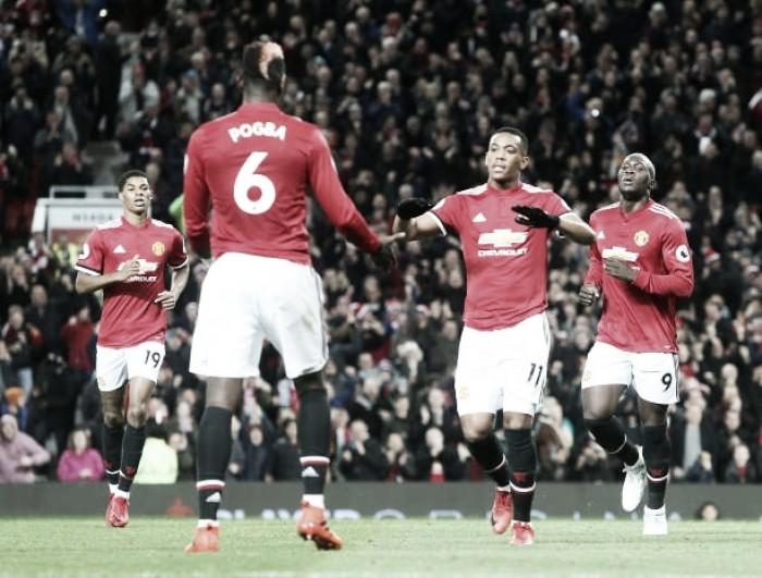 Manchester United sai atrás, se recupera e aplica goleada sobre Newcastle
