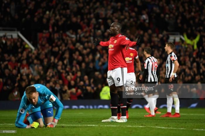 "Paul Pogba proclaims that Lukaku is the ""best striker in the Premier League"" after goalscoring return"