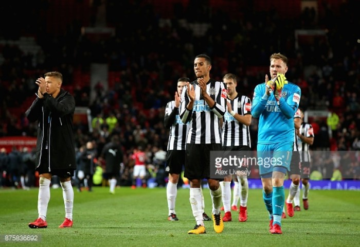 Newcastle United boss Benitez calls for calm amid pressure