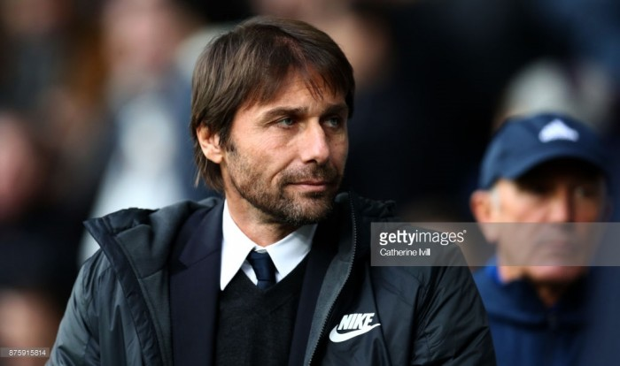 Conte relieved to have striker options