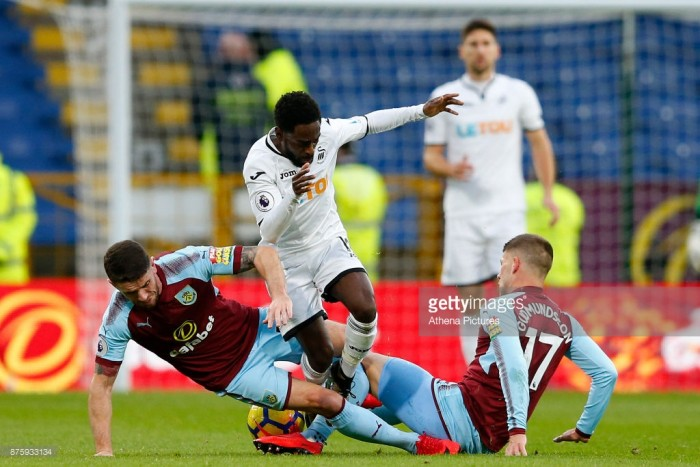 Analysis: How individual Swansea errors and clinical Burnley finishing helped the Clarets secure another three points