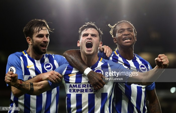 Analysis: How pivotal Pascal Gross has been for Brighton so far this season