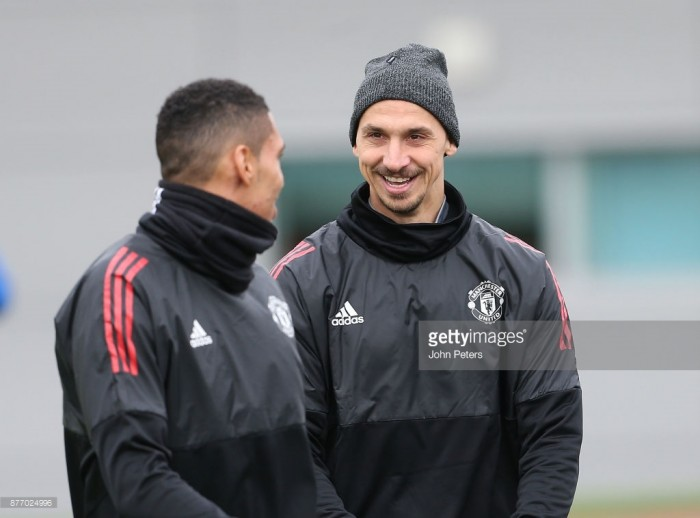 "José Mourinho confirms that returning Zlatan Ibrahimović is in ""no condition"" to start in Basel clash"