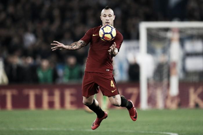 Nainggolan se espelha em Totti e não descarta assinar contrato vitalício com a Roma