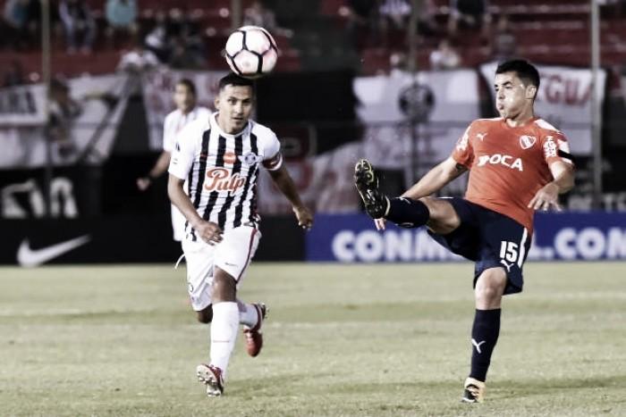 Independiente e Libertad se enfrentam por vaga na final da Copa Sul-Americana