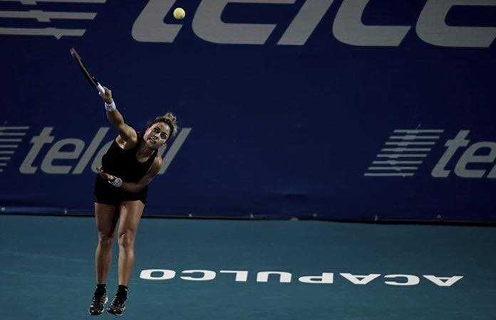 WTA Acapulco: Upset of the year in Mexico