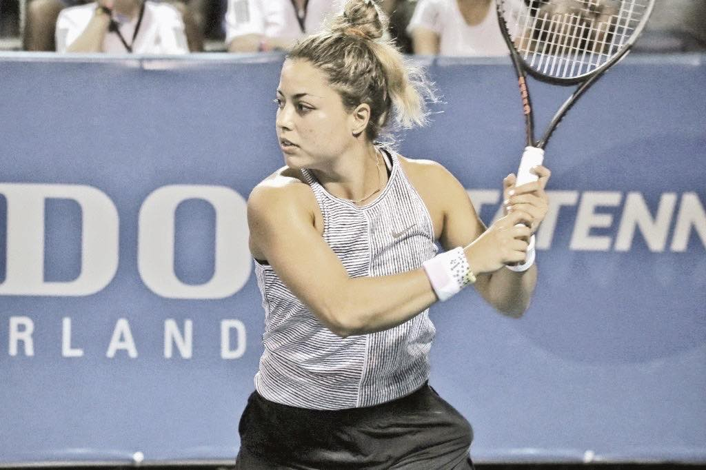 WTA Acapulco: Renata Zarazua gives hope to the Mexican crowd
