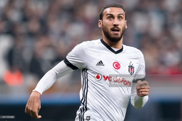 Report claims a twist in Everton's pursuit of Cenk Tosun