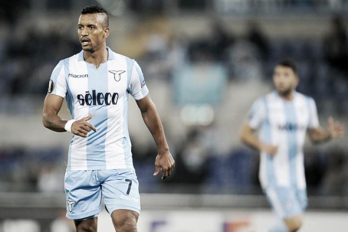 Nani tem lesão confirmada e desfalca Lazio por até quatro semanas