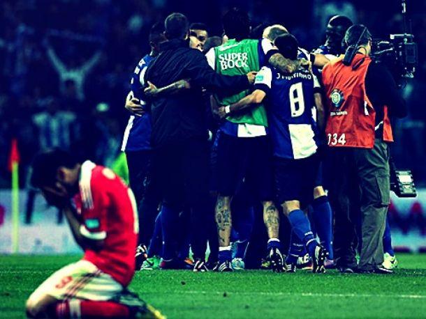 FC Porto x Benfica: Águia procurará fintar a tradição