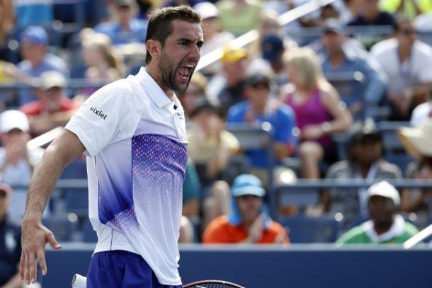 US Open, a Cilic servono 5 set per sconfiggere Tsonga