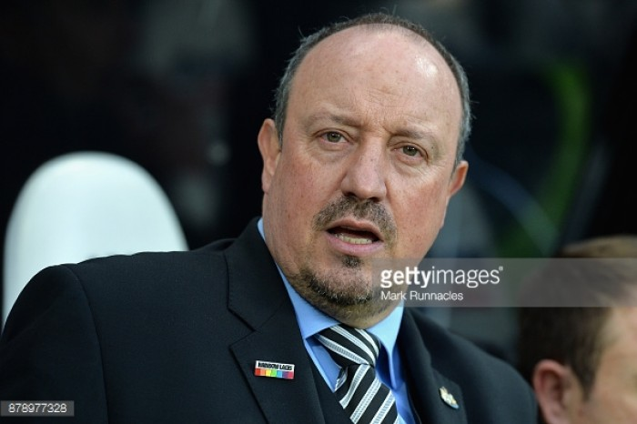 Rafael Benitez urges everyone to stick together following Newcastle's home defeat to Watford