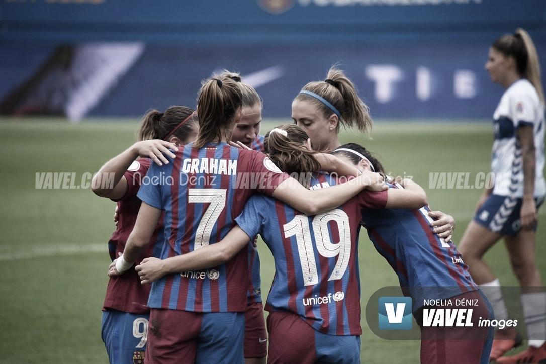 Atlético de Madrid vs Barcelona Femení en VIVO y en DIRECTO en la Primera Iberdrola (0-3)