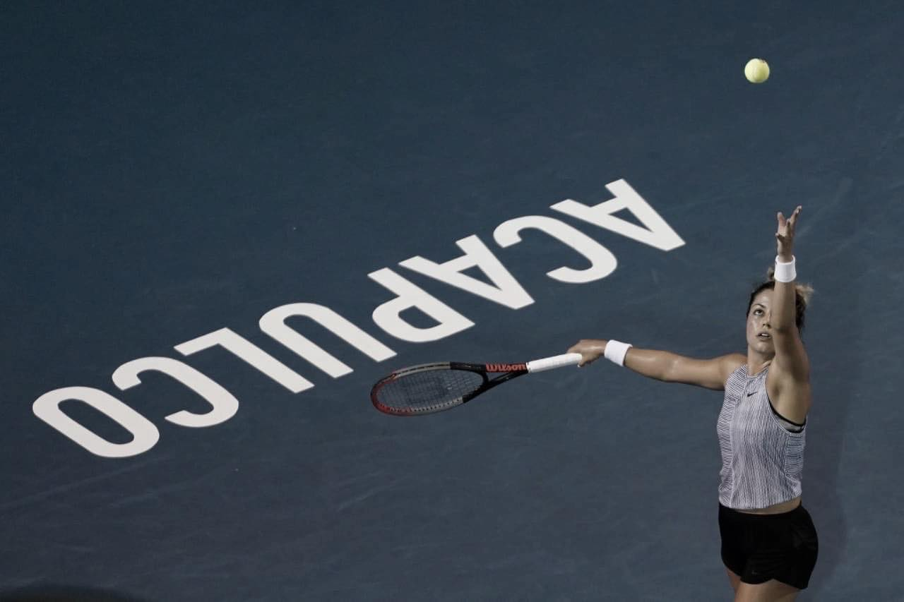 WTA Acapulco: Zarazua moves into QFs in home soil