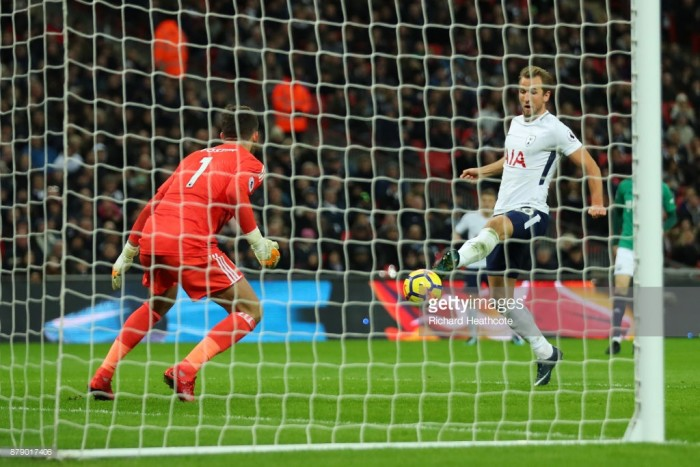 Tottenham Hotspur 1-1 West Bromwich Albion: Spurs lose ground in race for top four