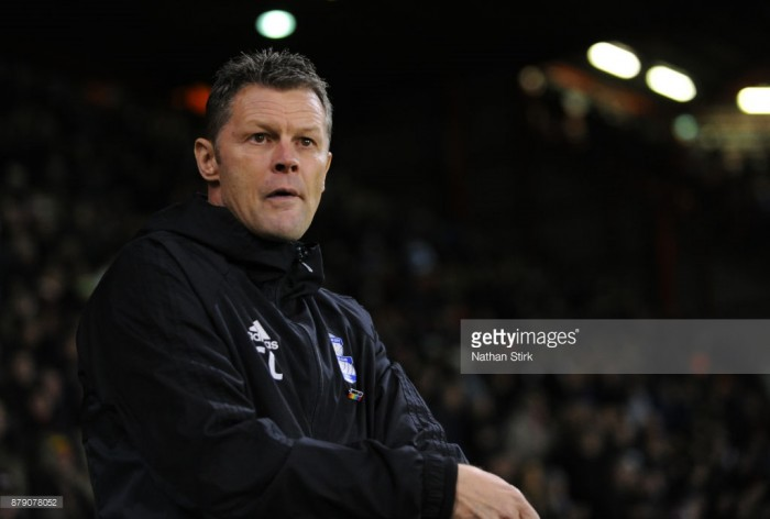 "Birmingham City manager Steve Cotterill ""delighted"" with his side following 1-1 draw with Sheffield United"