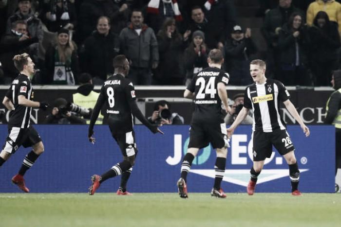 Borussia Mönchengladbach vence Bayern de Munique e acirra disputa pela liderança