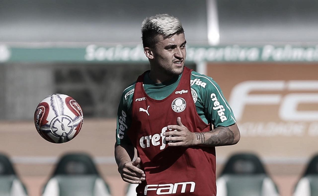 """Victor Luís enaltece seu carinho pelo Palmeiras: """"Falar do meu amor já virou clichê"""""""