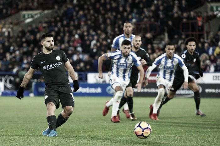 Manchester City vence e bate recorde de pontos à 13.ª jornada