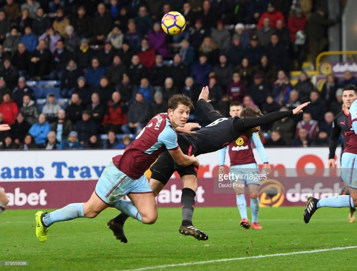 Analysis: How Burnley impressed again despite defeat to Arsenal