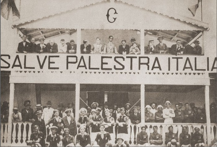 Da história nada se apaga: Palmeiras, o sonho dos italianos