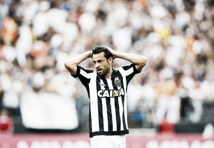 Fred rescinde contrato com Atlético-MG