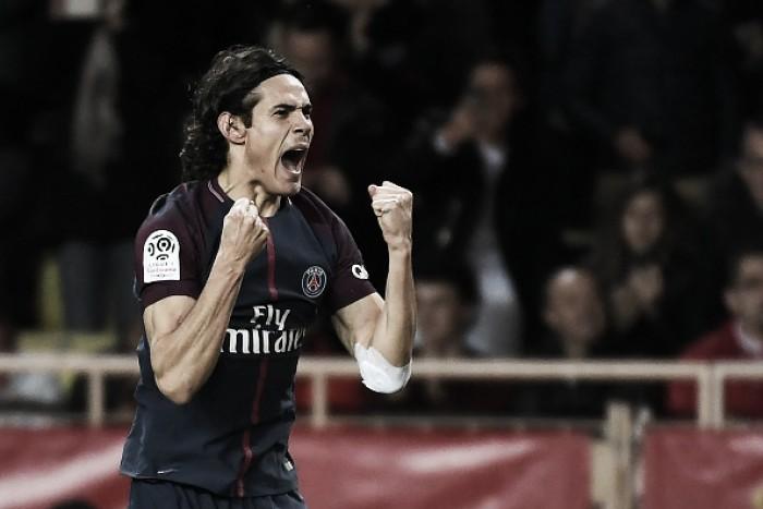 PSG se complica no fim, mas vence Monaco e abre nove pontos de vantagem na liderança da Ligue 1