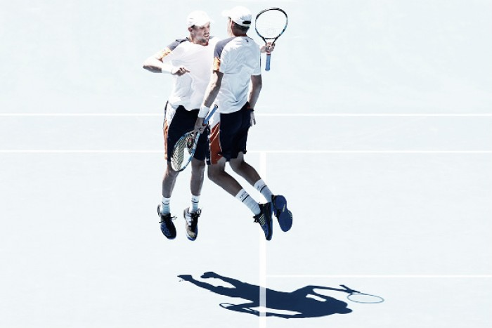 Australian Open: Bryan Brothers advance to the semifinal with win over Matkowski/Qureshi