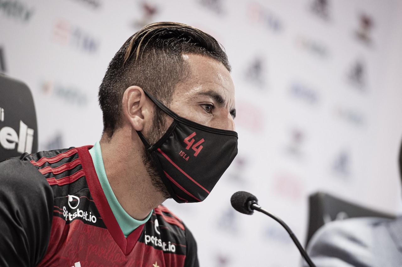 Com novidades, Flamengo divulga lista de atletas convocados para a Copa Libertadores