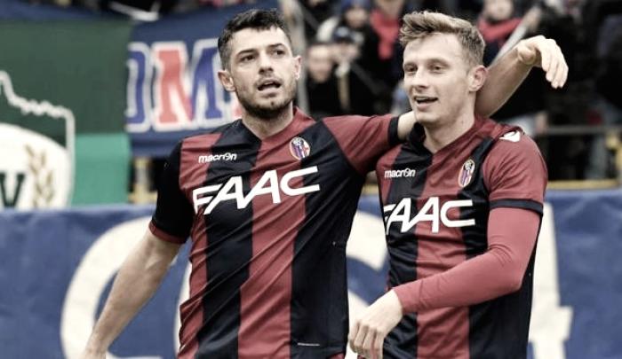 Serie A: Dzemaili trascina il Bologna, Torino KO (2-0)