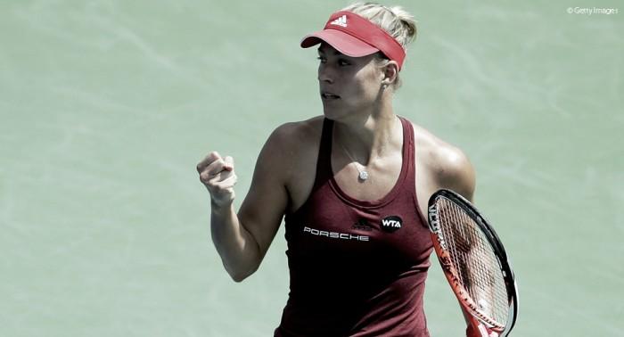 Kerber consegue virada sobre Suarez Navarro e prossegue na busca pelo topo do ranking em Cincinnati